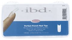 Perfect French Nail Tips, 100 шт. - ассорти (№1-10)